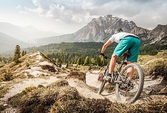 E-Mountainbike short stay (3 nights)