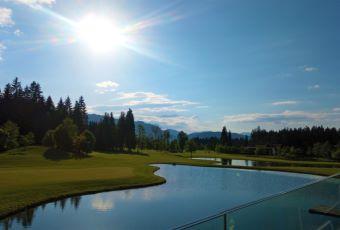 Alpine golf week (6 nights)