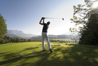Alpine golf 5=4 (5 nights, arrival Mo/Su)