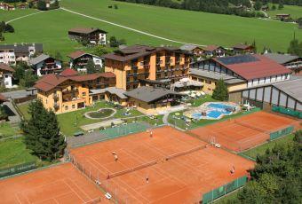 Kurzurlaub mit Tennis & Wellness