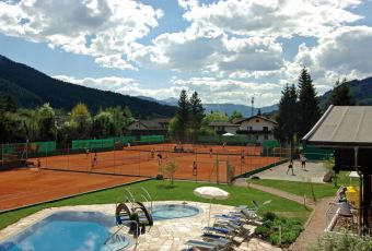 Short Stay with Tennis & Wellness (3 nights)